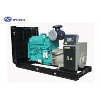 Quality Compact Prime Power 30kW Diesel Generator Fuel Consumption Low Noise for sale