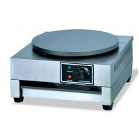 Buy cheap 220V 50HZ Commercial Pancake Griddle Automatic Electric Crepe Making Machine product