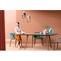 Buy cheap Simple Tweed Living Room Table Sets Wood Split Customizable In Dining Room product