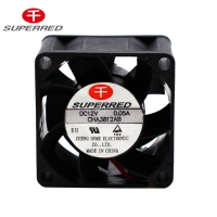 Buy cheap Thermoplastic PBT 38x28mm Brushless Motor Fan product