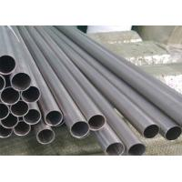 China Anti Corrosion Thin Stainless Steel Tube , Rolled Stainless Steel Tubing on sale