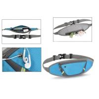 Buy cheap Nylon Material Sport Waist Bag With Headphone Cable Through Hole product