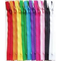 Buy cheap Lead-free #3 Nylon Closed End Zipper Eco-friendly For Pants And Purse product