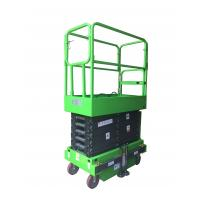 Buy cheap Platform Height 6m Mobile Scissor Lift with Outriggers from wholesalers