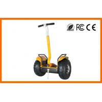 Buy cheap 19 Inch self balancing Outdoor segway off road , Sport ride segway product