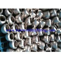 Buy cheap But Weld Fittings, Duplex Stainless Steel Elbow LR/SR , ASTM B815 UNS S31803 / S32205 / S32750 / 32760 product