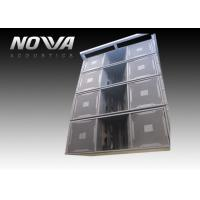 Buy cheap Church Audio Video Equipment , 15 Inch Professional Monitor Speakers product