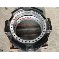 Buy cheap Kobelco 7200 7250 7250-2 Crawler Crane Track Shoe Track Pad Undercarriage Parts from wholesalers