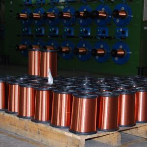 AISIのエアコン モーターのためのASTM CCSの銅の覆われた鋼線