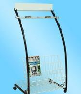 Buy cheap Book & Newspaper Displays product