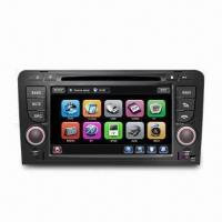 China 7 HD Touchscreen Car DVD/GPS for Audi A3, w/ Steering Wheel Control, Bose/Fast Delivery Lead-time on sale