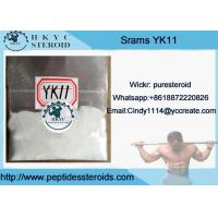 China Best Effect Sarms Steroids Raw Powder YK11 For Faster Muscle Gaining wholesale