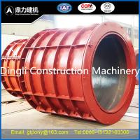 Buy cheap concrete pipe steel mold product