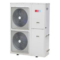 Air source inverter heat pump monobloc type home heating for Best type of home heating