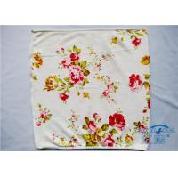 Buy cheap Flower / Cartoon Printed Cleaning Microfiber Cloth Multi-Functional For Household product