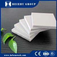 Buy cheap Waterproof concrete plastic formwork for construction company product