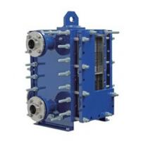 Buy cheap Easy Cleaning Fully Welded Plate Heat Exchanger Block Type High Efficient product