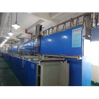 Buy cheap High Precision Aluminium Anodizing Machine Orange Color Multi function product