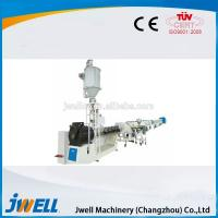 China Jwell HDPE Water Supply Pipe/Gas Pipe Energy-saving and high speed Extruded Plastic Profiles on sale