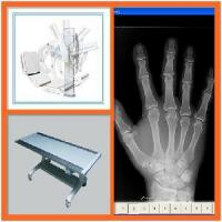 China Digital X Ray Unit with Flat Panel Detector (FS-500DDR) on sale