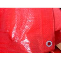 high quality orange waterproof pe tarpaulin sheet used for covering,woven plastic tarpaulin
