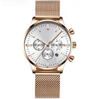 Buy cheap VD35 Chronograph 42mm Quartz Stainless Steel Watches RHOS product