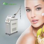 Buy cheap Coreia importou a largura de pulso da remoção 6ns da máquina/pigmentação da remoção do tatoo do laser do Nd Yag de 1064/532nm 1200W product