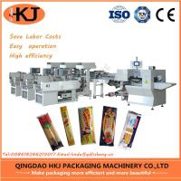 Buy cheap Three Servo Motor Control Rice Noodle Machine Pillow Plastic Bag Packing Type product