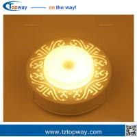 China Cloud shape LED Sensor motion Wireless Night Light lamp for desk table bed on sale