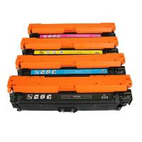 Buy cheap Recycled HP 307A CE740A CE741A CE742A CE743A Color Toner Cartridges product