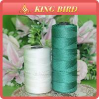Buy cheap Customize 210D Green Polyester High Tenacity yarn 100% for Weaving product