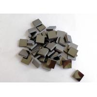 Buy cheap Square Rectangle PCD Cutting Tool Blanks For Sandstone Marble Granite Cutting Saw product