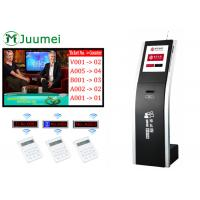 Buy cheap Juumei Electronic Wireless Queuing System Intelligent Queue Management System product