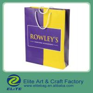paper bag/ paper gift bag/ paper shopping bag/ paper packing bag