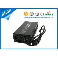 China 240W 48v 20ah battery charger for electric bike / power wheelchair / mobility scooter on sale
