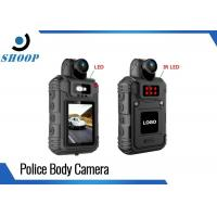 Buy cheap Waterproof Police Officers Wearing Body Cameras Ambarella A7L30 Chip product
