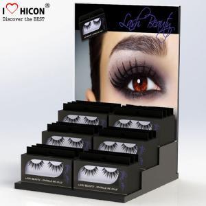 Buy cheap Create Beauty Acrylic Lash Display Fake Strip False Eye Lash Box Retail Display Desktop from wholesalers