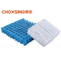 China Excellent Strength Double Pocket Sprung , Sofa Pocket Spring Consistent Supporting on sale