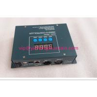 Buy cheap DMX512 RGB LED Controller DMX512 Controller With Remote Controller 12 - 24V DC from wholesalers