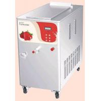 Buy cheap Milk Ice Cream Mix Pasteurizer Commercial Refrigerator Freezer 730x1225x1087mm 6KW product