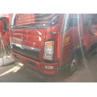 Buy cheap Logistics 5 Tons Light Duty Trucks 6 Wheels 3-7 Ton Capacity ZZ1047C2813C145 from wholesalers