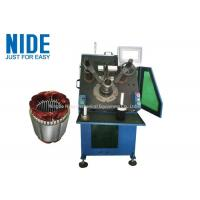 Buy cheap Semi Automatic DC Motor Coil Inserting Machine Single Working Station product