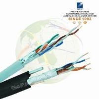 China Screened Cat5e LAN Cable on sale