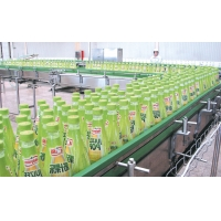 Buy cheap Long Service Life Conveyor System For Filling Machine product