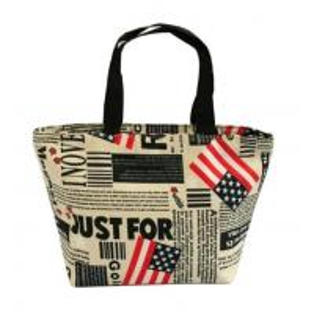 Buy cheap Shell shape handbag directly factory canvas bag product