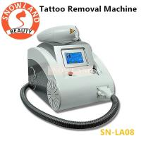 Buy cheap Professional q switch nd yag laser for tatoo removal factory price from wholesalers