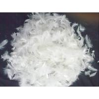 Buy cheap 4Cm - 6cm Natural Safety Duck Feather Pillow Filling Materials for Quilts / Cushions product