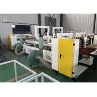 Buy cheap 13.45kw Power Automatic Carton Box Stitching Machine For Corrugated Paperboard product