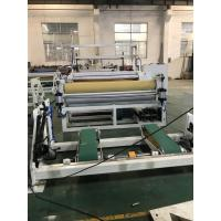 China JRT / Toilet Paper Rewinding Machine With 250m / Min High Speed 380V on sale