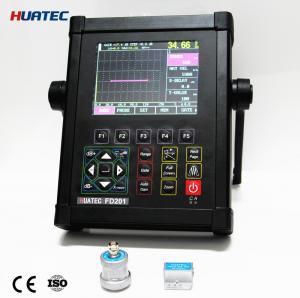 Buy cheap Waterproof Ultrasonic Flaw Detectors FD201B ultrasonic testing machines from wholesalers